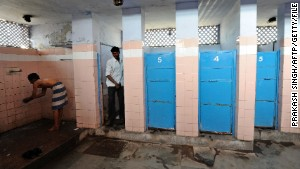 Can Mr. Poo stop public defecation in India?