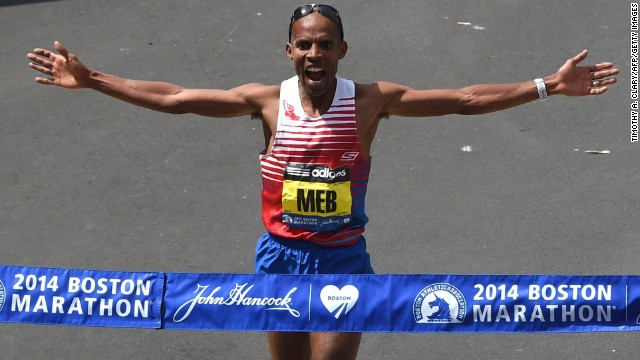 Photos: 2014 Boston Marathon
