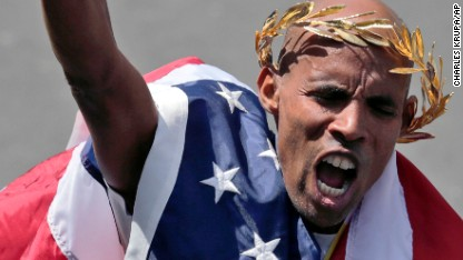 Meb Keflezighi is American, and so am I