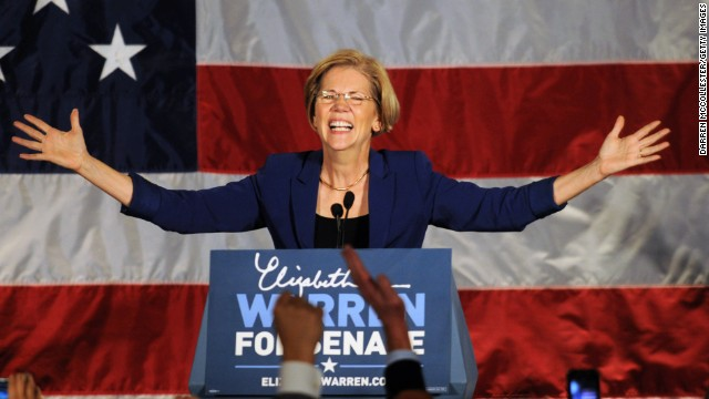 Should Elizabeth Warren run?