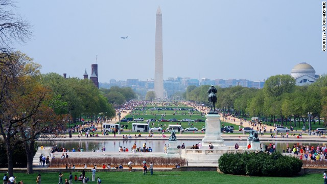 Our nation's capital is a wonderful destination for the history buff and most of the top attractions are free.