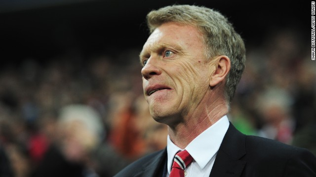 David Moyes was personally endorsed by outgoing Manchester United manager Alex Ferguson but has struggled to make an impact at Old Trafford since leaving Everton.