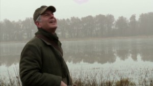 Bourdain: Marshland in the morning mist