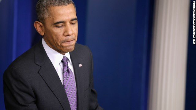 CNN Poll: Public upset over VA scandal; Obama remains at 43%