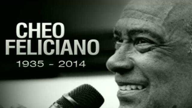 Puerto Rico despide a 'Cheo' Feliciano