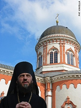 The monks moved back into Transnistria's Noul Neamt monastery in 1991, shortly before Moldova became independent.