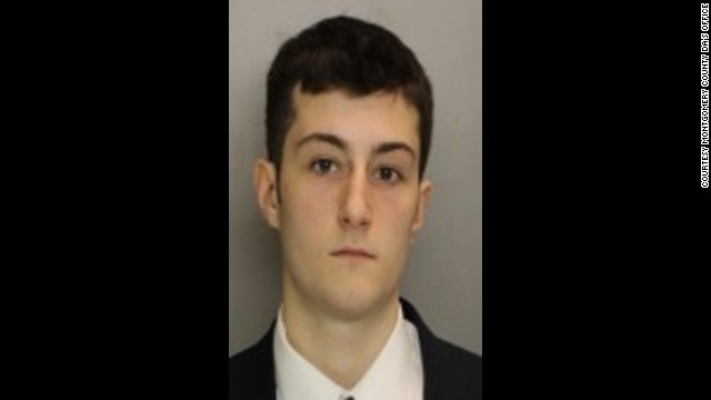 "Garrett M. Johnson, 18, a student at Haverford College, is one of eight people accused with being ""sub-dealers"" in the alleged drug operation."