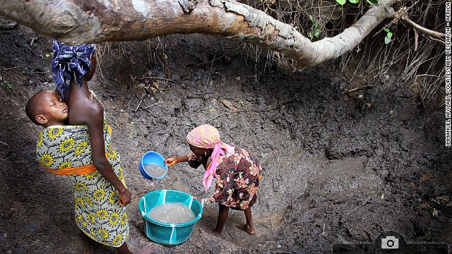 """Survival"" highlights issues of water storage and infrastructure in Africa, where 345 million people don't have easy access to this life-giving resource."