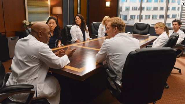 "<strong>""Grey's Anatomy"": </strong>You might think Shonda Rhimes' soapy medical drama would be running out of renewal gas after a decade on ABC. You'd be wrong; stars <a href='http://marquee.blogs.cnn.com/2014/01/24/ellen-pompeo-patrick-dempsey-sign-up-for-more-greys/?iref=allsearch' target='_blank'>Ellen Pompeo and Matthew Dempsey are riding this train for at least two more years.</a> <strong>Prediction: Lives.</strong>"