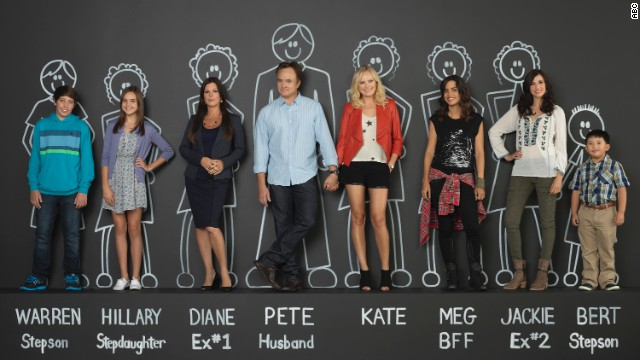 "<strong>""Trophy Wife""</strong><strong>:</strong> Another of ABC's new 2013 comedies, Malin Akerman starred as the third wife of an older man with a very blended family."