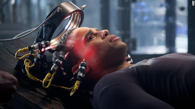 Michael Ealy was one of the stars of Fox's robot cop drama