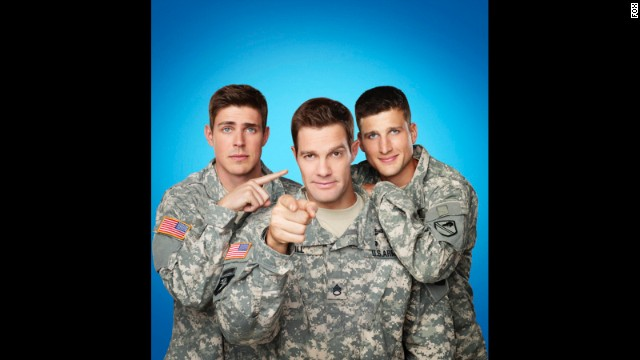 "<strong>""Enlisted""</strong><strong>:</strong> This freshman Fox comedy about three brothers stationed at a Florida military base has also been canceled."