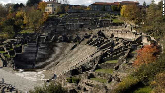 Lyon was more important than Paris under Roman rule -- a teacher's pet that became Rome's head boy in ancient Gaul.