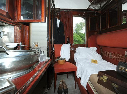 Can Any Train Ride Match The Orient Express For Glamor And