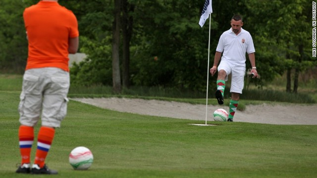 The first FootGolf competition was held in the Netherlands in 2008 and the sport has gone from strength to strength ever since.
