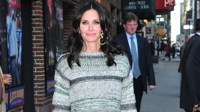 Courteney Cox: Seriously, no 'Friends' reunion