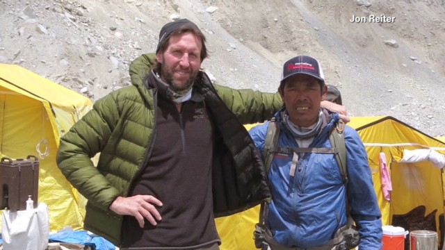 Everest Avalanche: American Climber Recounts How Sherpa Saved His Life