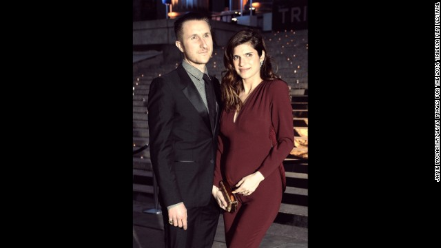 On April 23, Lake Bell's appearance at the Tribeca Film Festival stole the show. Until her arrival at a Vanity Fair party bearing a surprising baby bump, no one knew she was pregnant! With that kind of reveal, Bell and her husband, Scott Campbell (pictured), of course confirmed that they're expecting their first child. See who else is growing their family this year: