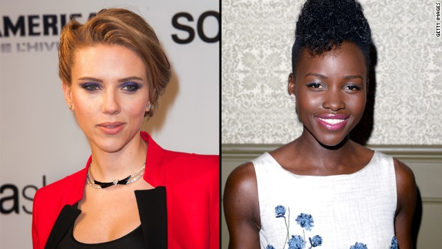 Scarlett Johansson, Lupita Nyong'o in talks for 'Jungle Book'