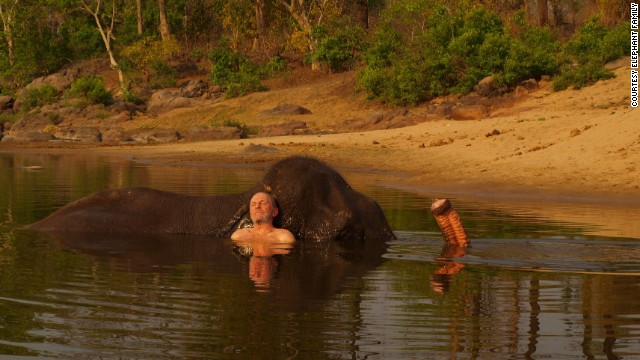 """Mark Shand, founder of the Elephant Family charity, """"<a href='http://www.cnn.com/2014/04/23/us/prince-charles-brother-in-law-dies/'>died in a hospital as a result</a> of a serious head injury which he sustained during a fall"""" on Monday, April 21, Britain's Clarence House said in a statement. <a href='http://www.elephantfamily.org/' target='_blank'>According to the Elephant Family website,</a> in 1988, Shand arrived in India and rescued a female elephant named Tara, (shown). Tara became his traveling companion and inspiration on a 1,000-mile adventure that led to the foundation of the charity."""