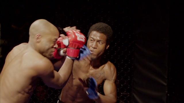Golpea a tu prójimo: en la 'Iglesia de la pelea' no tienes que poner la otra mejilla