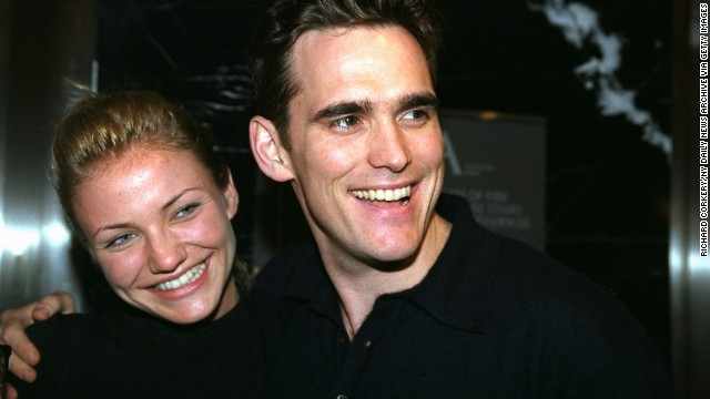 In 1996, Diaz was one of Hollywood's hottest stars, and her personal life was brought out into the spotlight. It probably didn't help that she was dating a fellow actor, Matt Dillon, at the time.