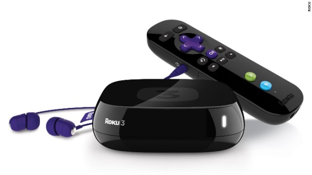 With more than 1,000 channels, the Roku 3 may offer the widest selection of any streaming device.