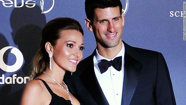 Novak Djokovic To Become A Father For The First Time Cnn Com