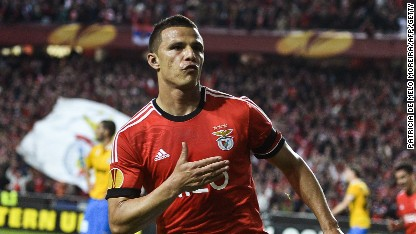 Football: Benfica take vital advantage
