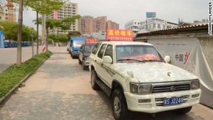 Inside China's booming used car market