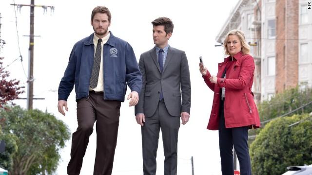 'Parks and Recreation's' winning season finale
