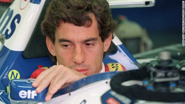 The 20th anniversary of the death of three-time Formula One world champion Ayrton Senna, who was killed in an accident during the 1994 San Marino Grand Prix, is marked on May 1.