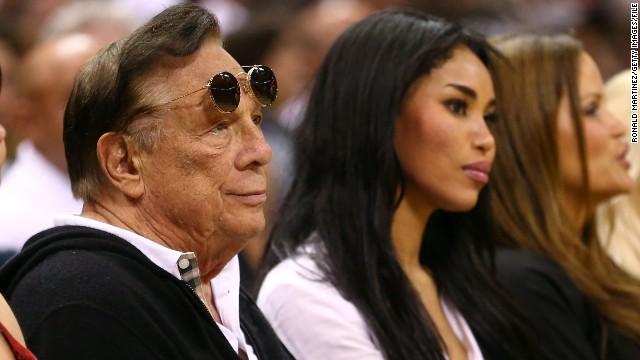 Escándalo en NBA por presuntos comentarios racistas del dueño de los Clippers