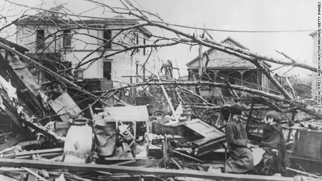 Photos: 10 deadliest U.S. tornadoes