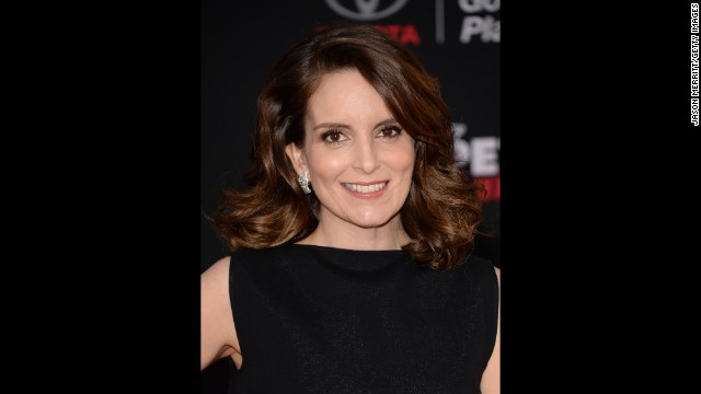 "Of everyone, Fey arguably has the biggest career. From her time on ""Saturday Night Live"" to her creation of and starring role in NBC's ""30 Rock,"" she is one of Hollywood's most successful funny women. So much so that she and BFF Amy Poehler pretty much set the standard for hosting awards shows after co-hosting the 2013 Golden Globes."