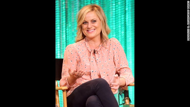 "Poehler took home a best TV actress award at the 2014 Golden Globes for her starring role in ""Parks and Recreation."" It didn't hurt that she was also co-hosting the ceremony that year with Fey."