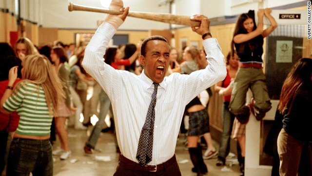 Tim Meadows has a bad case of carpal tunnel and the hots for Ms. Norbury as principal Mr. Duvall.