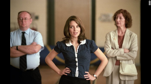 Tina Fey not only stars as Cady's teacher Ms. Norbury, but she is also the film's screenwriter.