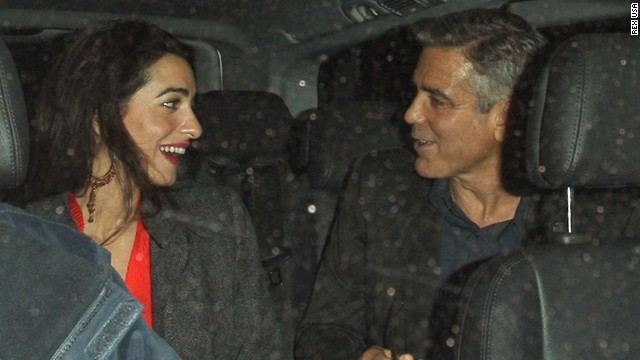 Photos: Meet Amal Alamuddin