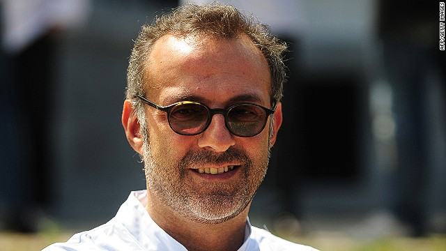Chef Massimo Bottura has put the Italian town of Modena firmly on the dining map. His Osteria Francescana has won three Michelin stars.