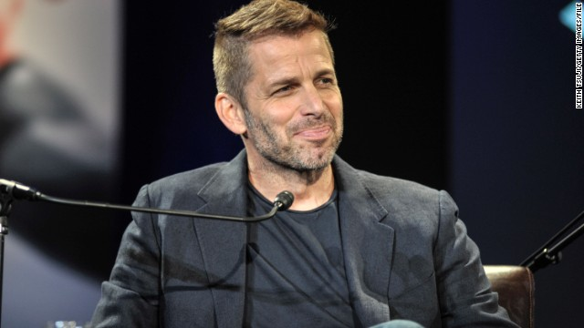 'Justice League' movie a go with Zack Snyder directing
