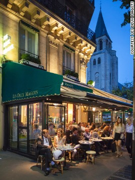 Picasso, Elsa Triolet, Simone de Beauvoir, Jean-Paul Sartre and Albert Camus were among frequent patrons. The cafe instituted the prestigious Deux Magots Literary Prize in 1933, which continues to this day.