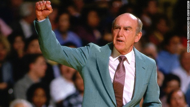 "Hall of Fame basketball coach <a href='http://ift.tt/1kdhQb0'>John ""Dr. Jack"" Ramsay</a>, who became a television analyst years after winning a league championship with the Portland Trail Blazers, died on April 28, according to his longtime employer ESPN. Ramsay was 89."