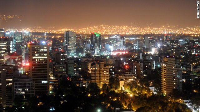 With drug violence plaguing other parts of the country, Mexico City has earned a reputation as one of the safer places to go in Mexico.