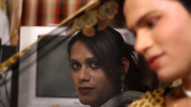 Transgender people hope to be able to date freely and marry whomever they desire, without any societal pressures. (Photo credit: Omar Khan)