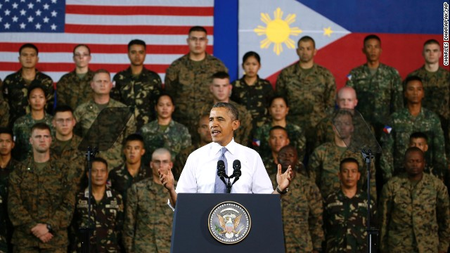 Photos: Obama visits Asia