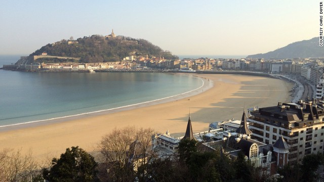 San Sebastian Food offers tours of bars, local producers and vineyards of the Basque country. Between meals, visitors can hit the beach.