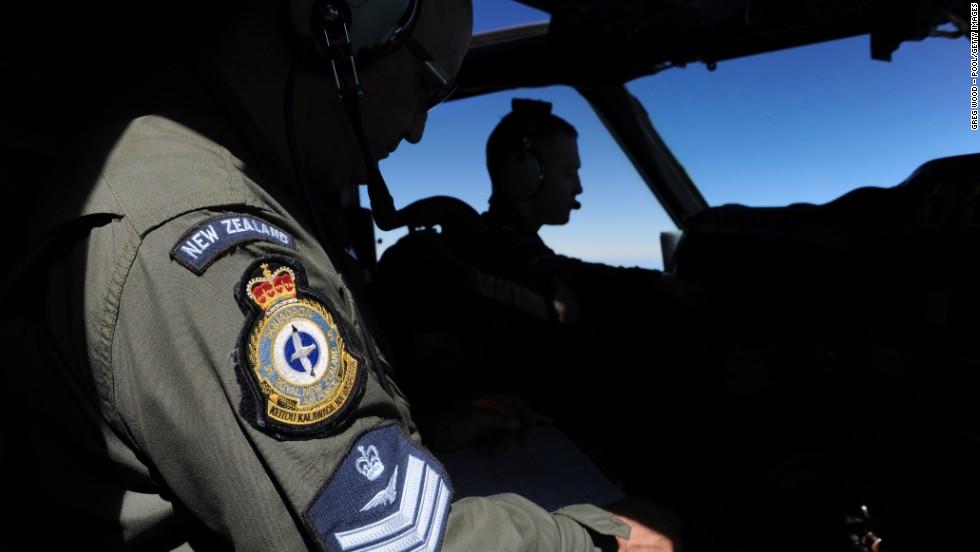 La búsqueda del vuelo 370 de Malaysia Airlines