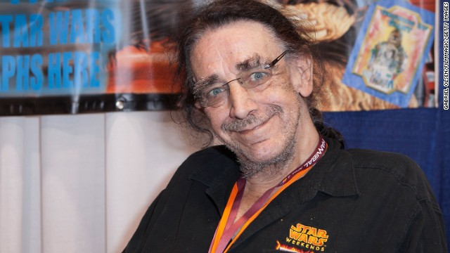 "Peter Mayhew is probably somewhere warming up his voice for that famous Chewbacca roar. The actor was rumored to be reprising the character in ""Star Wars: Episode VII,"" but it wasn't official until Abrams' announcement."