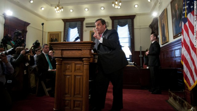 Under pressure to fix budget gap, Christie will slash pension payments